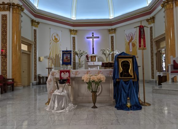 Uroczystość NMP Królowej Polski i Św. Floriana